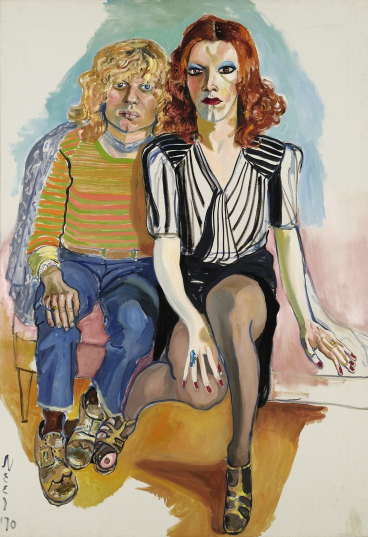 Alice Neel, expresionismo made in USA