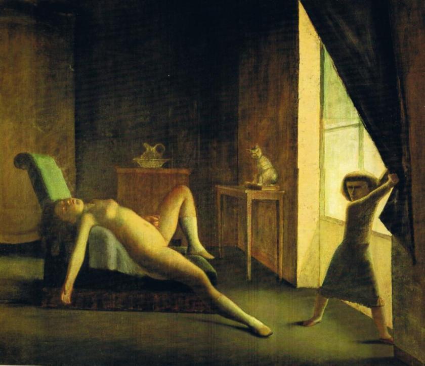 """""""La chambre"""" 1952"""