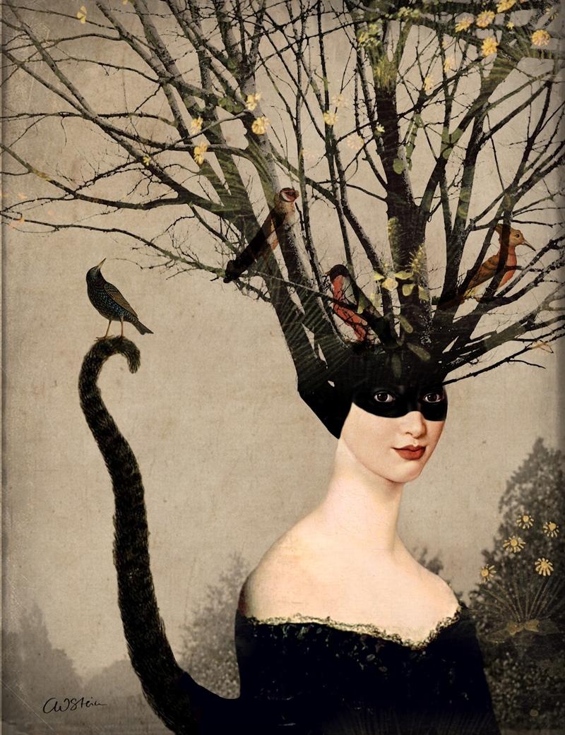 Arte digital de Catrin Welz-Stein