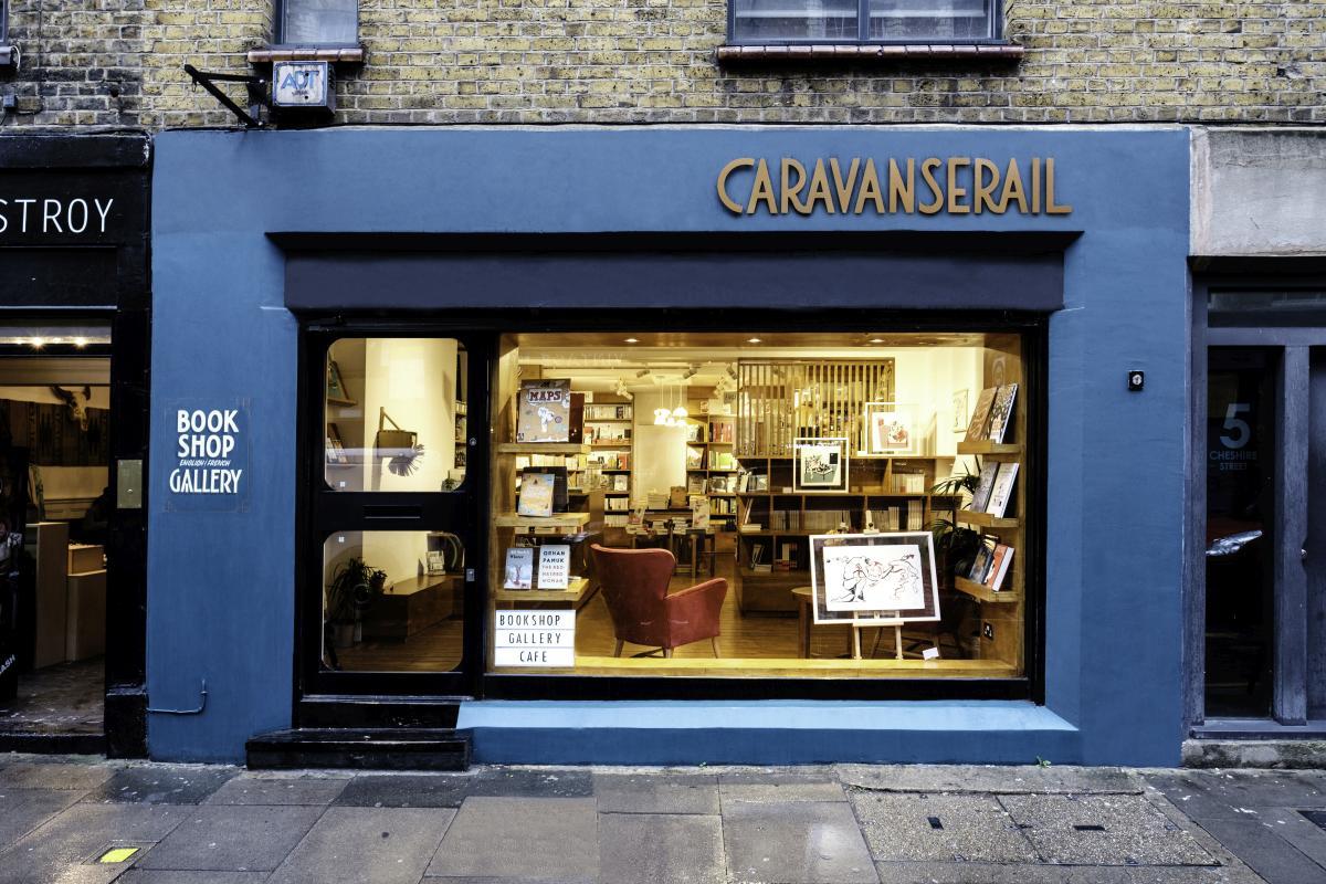 Londres y sus librerías